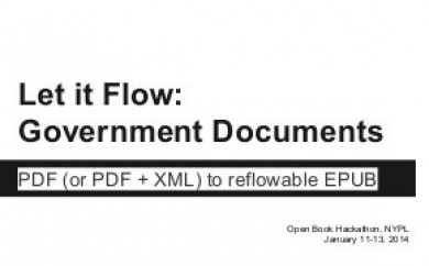 Xml research paper