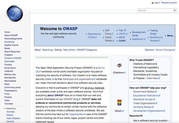 OWASP-wiki
