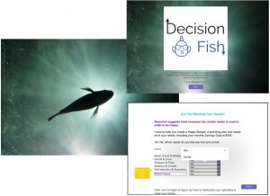 Decision Fish Prototype